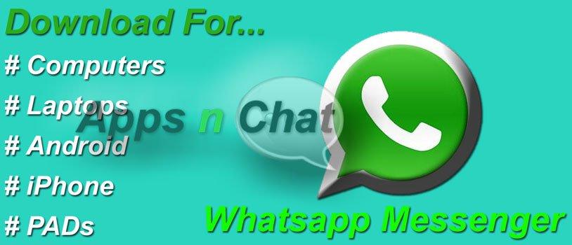 Download WhatsApp Messenger