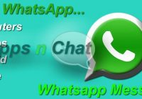 Download tips for install WhatsApp