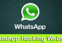 Best WhatsApp Hacking Websites