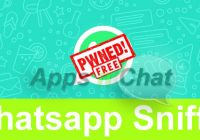 Whatsapp Sniffer APK App Software Download