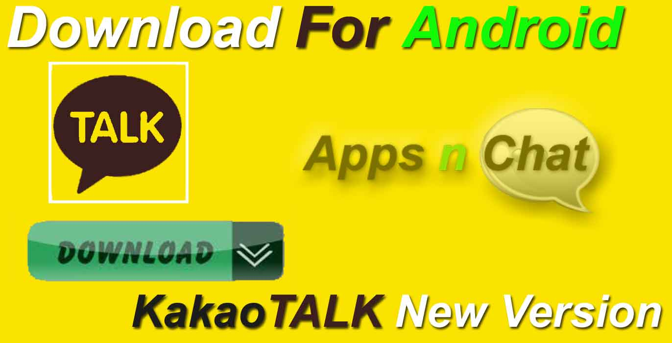 APK Download KakaoTalk fro Android