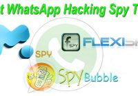 Best WhatsApp Hacking Spy Tools